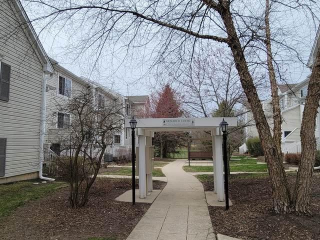 59 S Treehouse Lane S #59, Round Lake, IL 60073 (MLS #11043078) :: RE/MAX IMPACT