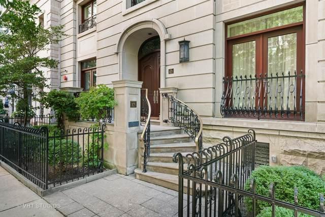 65 E Goethe Street M103, Chicago, IL 60610 (MLS #11043115) :: BN Homes Group