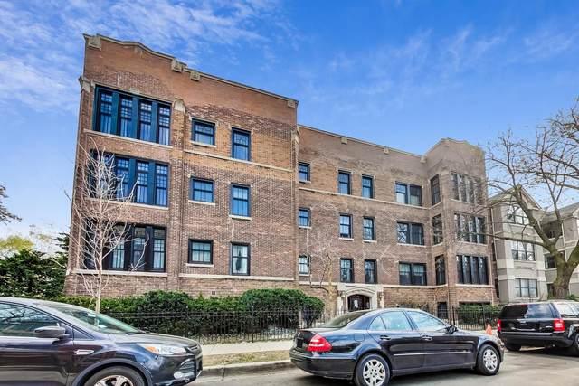 815 W Gunnison Street #2, Chicago, IL 60640 (MLS #11043244) :: Touchstone Group