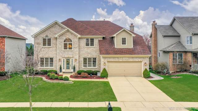 3923 Highknob Circle, Naperville, IL 60564 (MLS #11043297) :: RE/MAX IMPACT