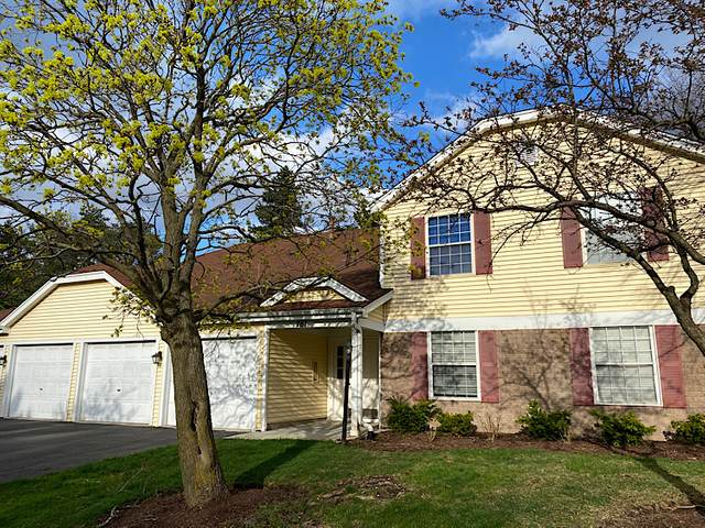 761 Candleridge Court A1, Bartlett, IL 60103 (MLS #11043313) :: The Wexler Group at Keller Williams Preferred Realty
