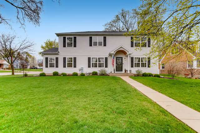248 W Hickory Road, Lombard, IL 60148 (MLS #11043335) :: The Spaniak Team