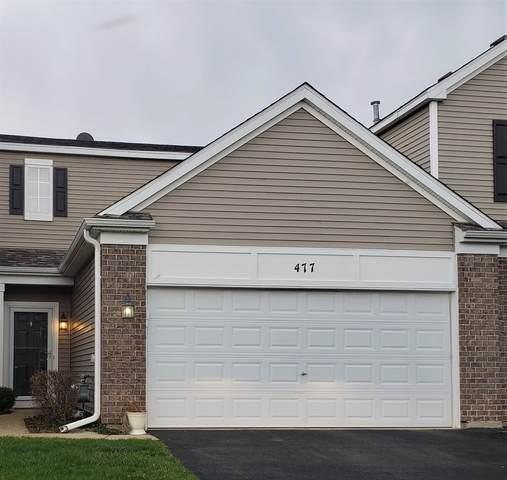 477 Brookside Drive, Oswego, IL 60543 (MLS #11043391) :: RE/MAX IMPACT