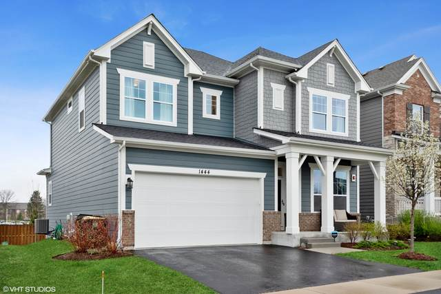 1444 Somerset Place, Barrington, IL 60010 (MLS #11043419) :: BN Homes Group