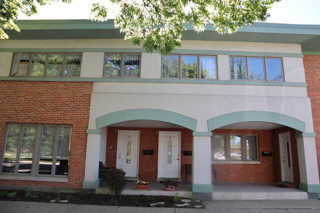 601 South Boulevard E, Oak Park, IL 60302 (MLS #11043452) :: Angela Walker Homes Real Estate Group