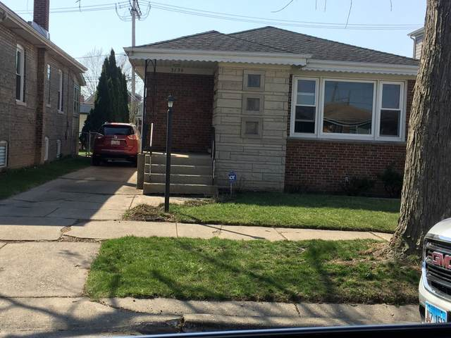 3136 N Rutherford Avenue, Chicago, IL 60634 (MLS #11043472) :: The Spaniak Team