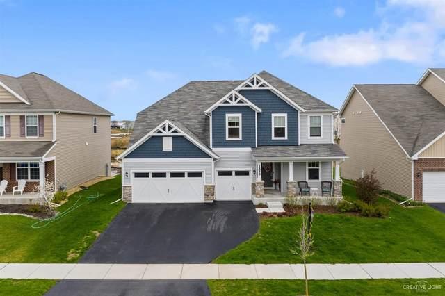1555 Bayou Path Drive, Naperville, IL 60563 (MLS #11043511) :: Helen Oliveri Real Estate