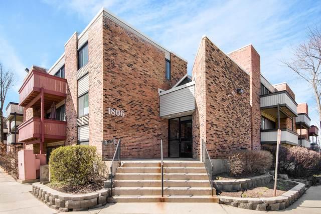 1806 Hemlock Place #208, Schaumburg, IL 60173 (MLS #11043521) :: Littlefield Group