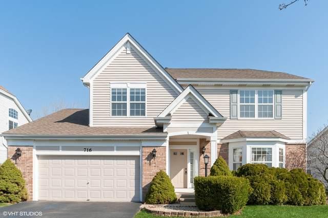716 E Lenox Lane, Palatine, IL 60074 (MLS #11043562) :: Helen Oliveri Real Estate