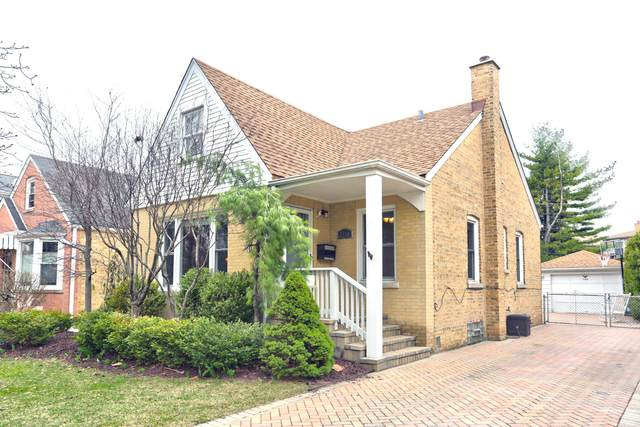 7166 N Mankato Avenue, Chicago, IL 60646 (MLS #11043574) :: Helen Oliveri Real Estate