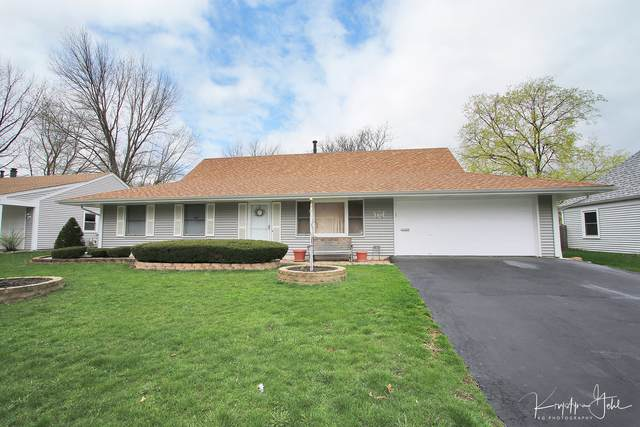 139 Circle Drive E, Montgomery, IL 60538 (MLS #11043601) :: Helen Oliveri Real Estate