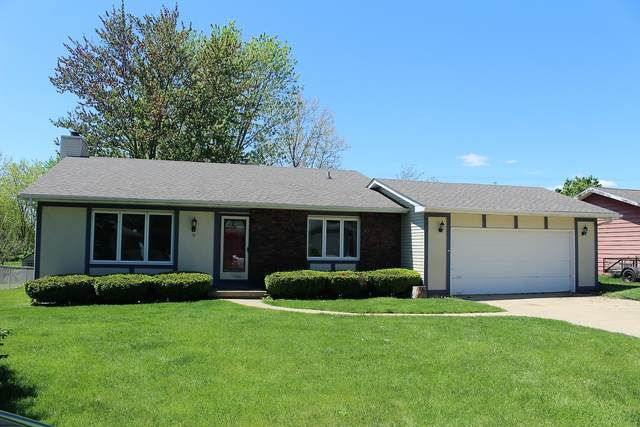 21 Holly Drive, CLINTON, IL 61727 (MLS #11043614) :: Helen Oliveri Real Estate