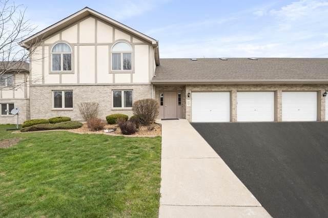 2605 Eagle Drive #2605, Joliet, IL 60436 (MLS #11043685) :: Littlefield Group