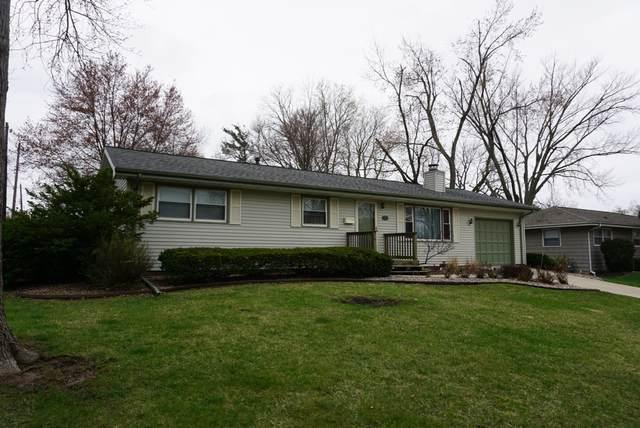 27 Robinwood Drive, Normal, IL 61761 (MLS #11043711) :: Ryan Dallas Real Estate
