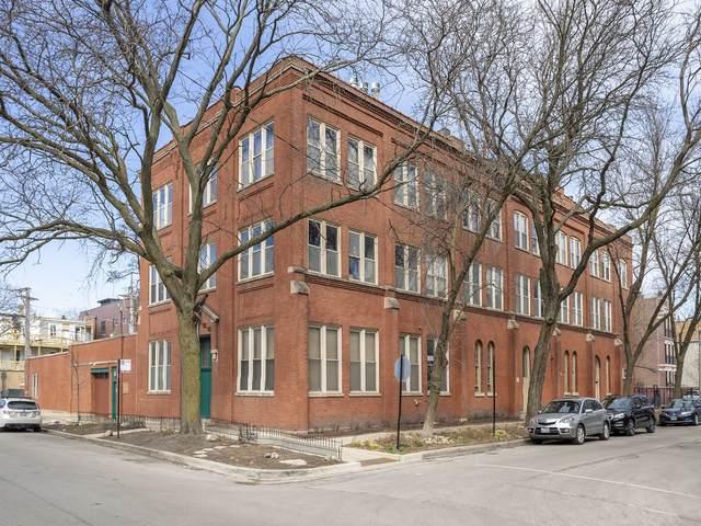 2510 N Wayne Avenue #311, Chicago, IL 60614 (MLS #11043788) :: Helen Oliveri Real Estate