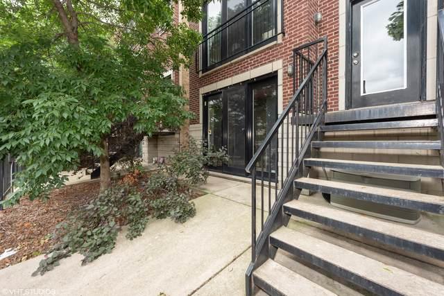 6605 W Belmont Avenue #1, Chicago, IL 60634 (MLS #11043807) :: The Spaniak Team