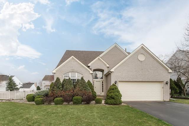 134 Rushmore Drive, Bartlett, IL 60103 (MLS #11043808) :: The Spaniak Team
