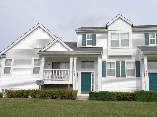 619 Lincoln Station Drive #619, Oswego, IL 60543 (MLS #11043832) :: RE/MAX IMPACT