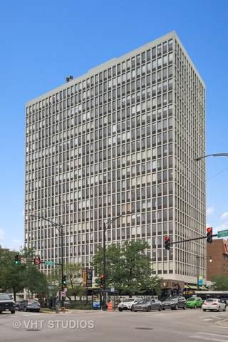 444 W Fullerton Parkway #1203, Chicago, IL 60614 (MLS #11043842) :: The Spaniak Team