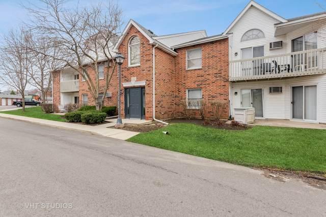 1341 Cunat Court 1B, Lake In The Hills, IL 60156 (MLS #11043984) :: Lewke Partners