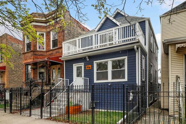 1506 N Karlov Avenue, Chicago, IL 60651 (MLS #11044013) :: Touchstone Group