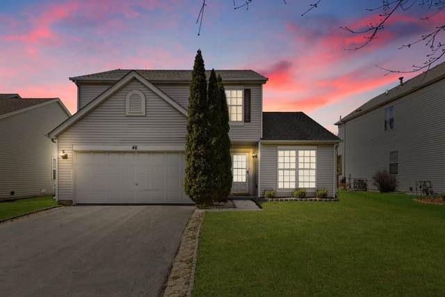 46 Kentland Drive, Romeoville, IL 60446 (MLS #11044099) :: Helen Oliveri Real Estate