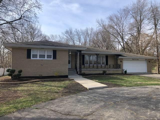 4111 Vollmer Road, Matteson, IL 60443 (MLS #11044139) :: Ryan Dallas Real Estate
