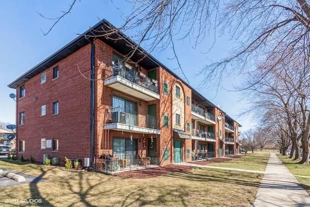 7012 W 98th Street 2B, Chicago Ridge, IL 60415 (MLS #11044207) :: Littlefield Group