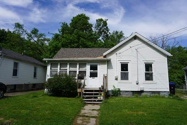 1222 N Oak Street, Bloomington, IL 61701 (MLS #11044418) :: Ani Real Estate