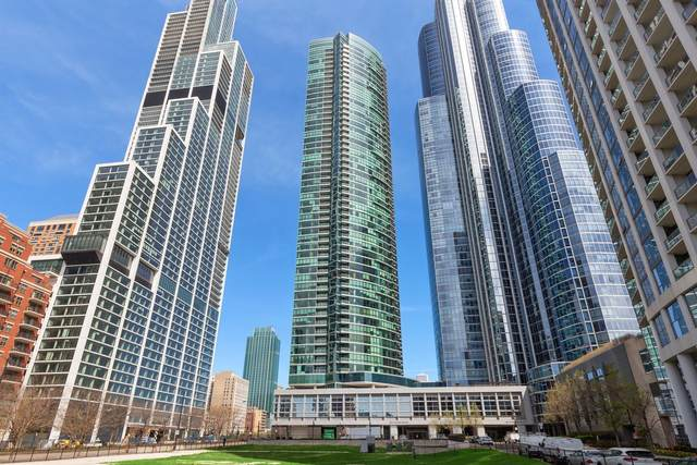 1201 S Prairie Avenue #3301, Chicago, IL 60605 (MLS #11044445) :: Helen Oliveri Real Estate