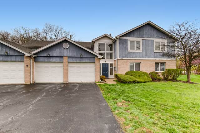 332 Frontage Road 1B, Willowbrook, IL 60527 (MLS #11044493) :: The Spaniak Team