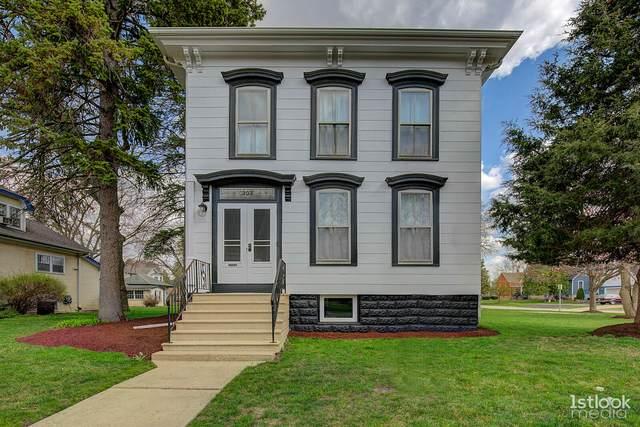 303 N Brockway Street, Palatine, IL 60067 (MLS #11044523) :: Helen Oliveri Real Estate