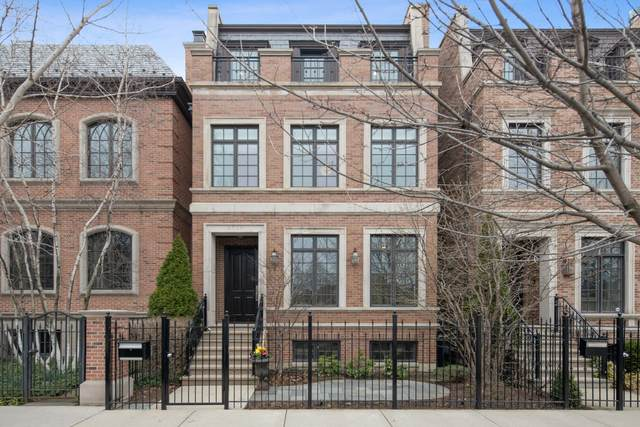 2710 N Paulina Street, Chicago, IL 60614 (MLS #11044573) :: Touchstone Group