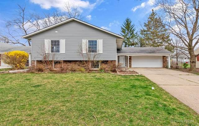 1609 Roder Court, Streamwood, IL 60107 (MLS #11044634) :: The Wexler Group at Keller Williams Preferred Realty