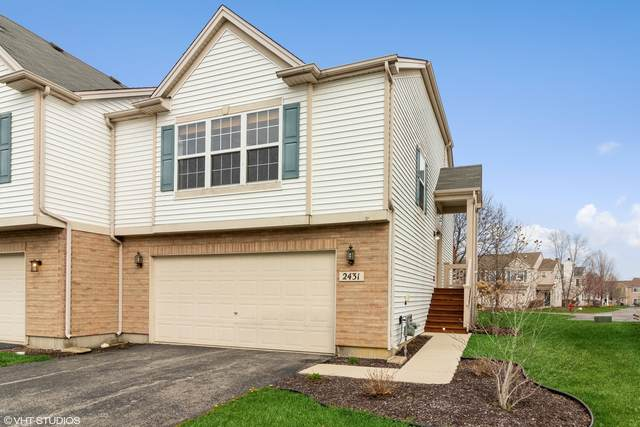2431 Timber Springs Drive, Joliet, IL 60432 (MLS #11044683) :: The Spaniak Team