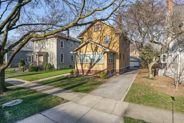 314 N Ashland Avenue, La Grange Park, IL 60526 (MLS #11044704) :: Suburban Life Realty