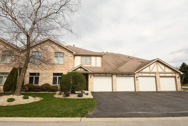 6540 Pine Trail Lane #2, Tinley Park, IL 60477 (MLS #11044724) :: Littlefield Group