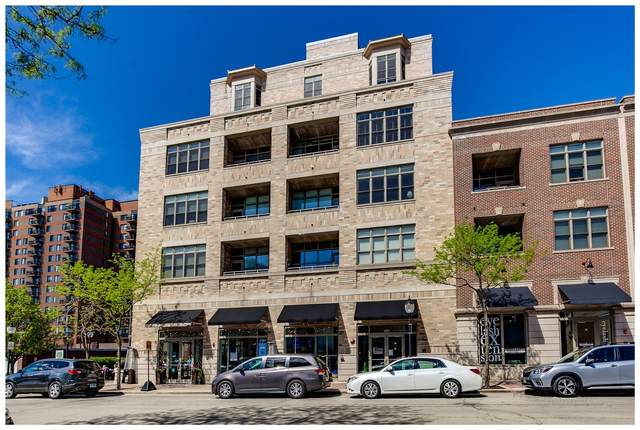 10 S Dunton Avenue #204, Arlington Heights, IL 60005 (MLS #11044806) :: Helen Oliveri Real Estate