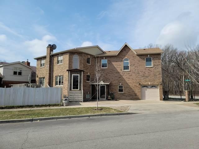5936 N Caldwell Avenue, Chicago, IL 60646 (MLS #11044818) :: BN Homes Group