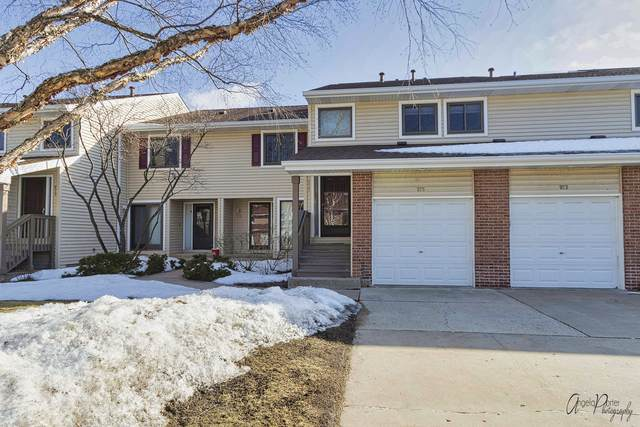 923 Hidden Lake Drive, Buffalo Grove, IL 60089 (MLS #11044867) :: The Spaniak Team