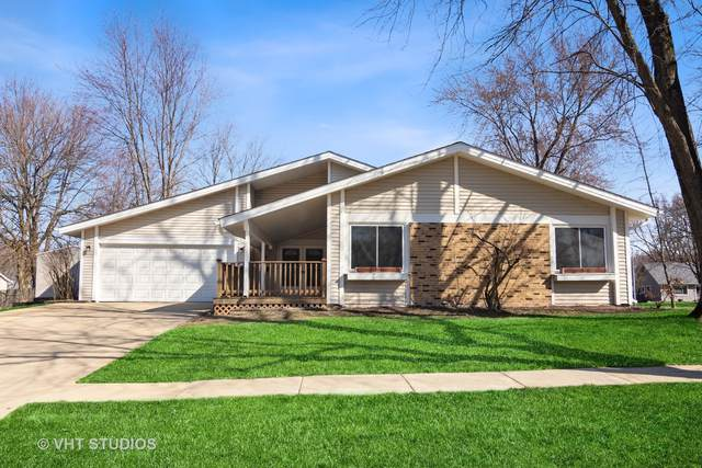 5901 Clarendon Court, Hanover Park, IL 60133 (MLS #11044882) :: The Perotti Group