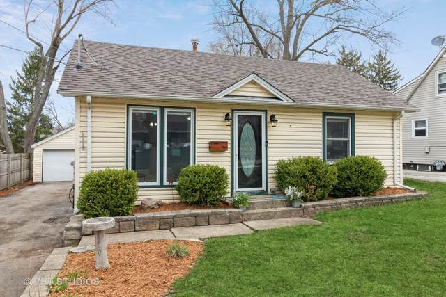 129 W 4th Avenue, New Lenox, IL 60451 (MLS #11044997) :: The Spaniak Team