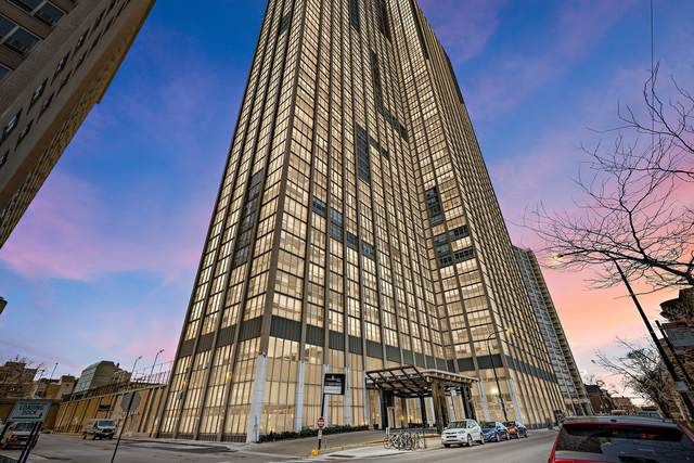 655 W Irving Park Road #1310, Chicago, IL 60613 (MLS #11045294) :: Helen Oliveri Real Estate