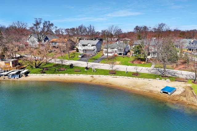 21056 W Sylvan Drive, Mundelein, IL 60060 (MLS #11045469) :: Helen Oliveri Real Estate