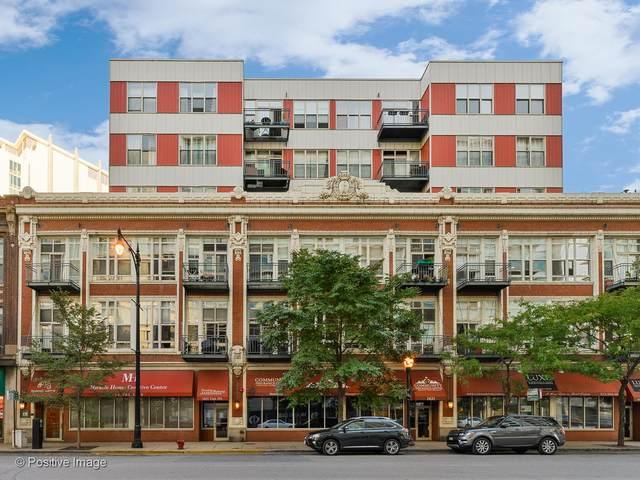 1631 S Michigan Avenue #405, Chicago, IL 60616 (MLS #11045484) :: Touchstone Group