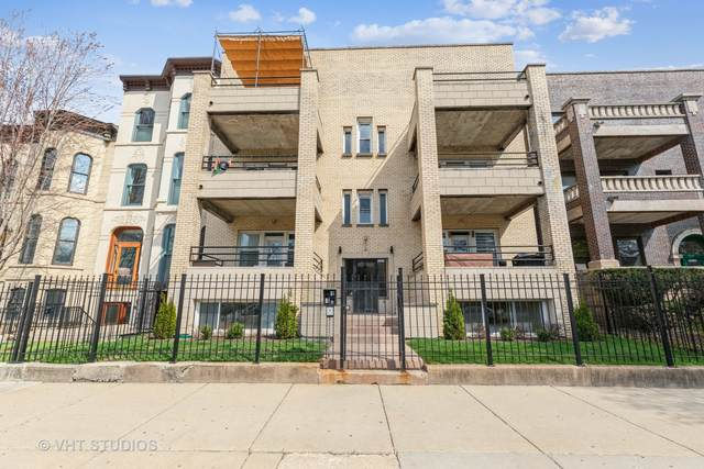 3527 S King Drive 3N, Chicago, IL 60653 (MLS #11045503) :: The Spaniak Team