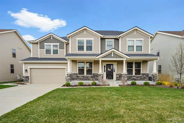 3794 Monterey Circle, Algonquin, IL 60102 (MLS #11045551) :: The Perotti Group