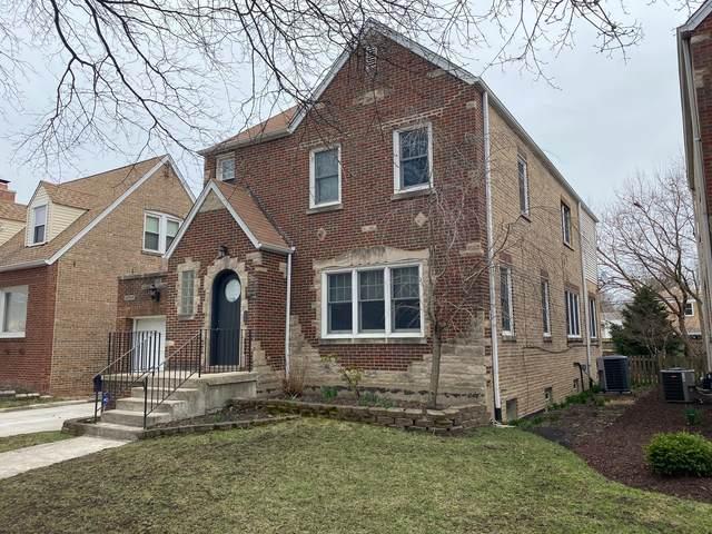5933 N Bernard Street, Chicago, IL 60659 (MLS #11045645) :: Littlefield Group