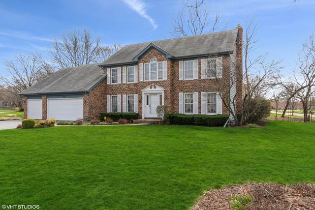 812 Steeplechase Court, St. Charles, IL 60174 (MLS #11045707) :: O'Neil Property Group