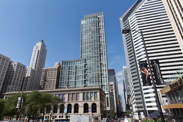 130 N Garland Court #4304, Chicago, IL 60602 (MLS #11045763) :: Ryan Dallas Real Estate